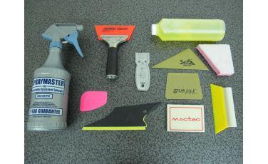 Kit outils PREMIUM films vitre teintés