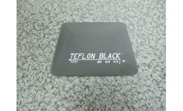 Carte Teflon noire pour pose films solaires