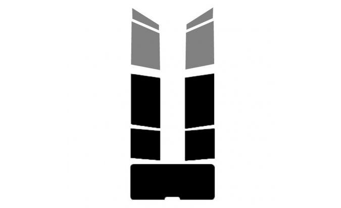 Kit 3/4 arrière Break - Monospace - 4X4