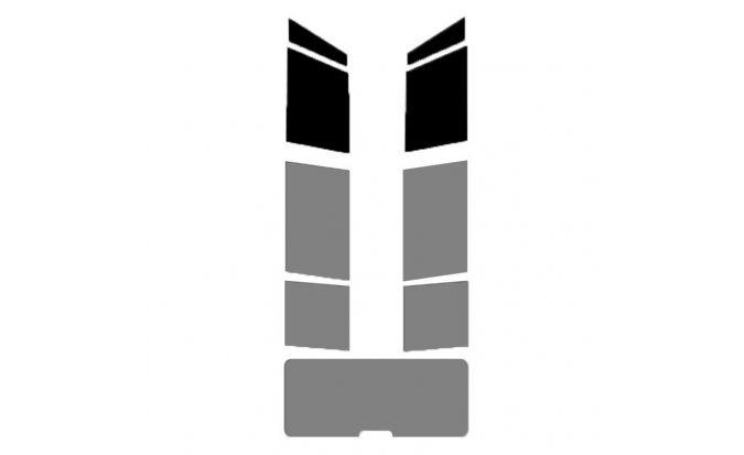 vitres avant ( Gauche + Droite ) Break - Monospace - 4X4