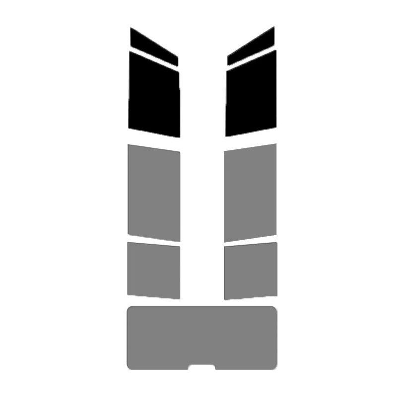 vitres avants gauche droite pour v hicule break monospace 4x4 carneo films. Black Bedroom Furniture Sets. Home Design Ideas