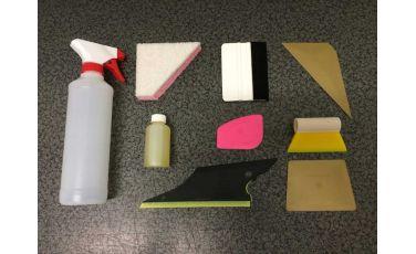 Kit outils Medium pour films solaires